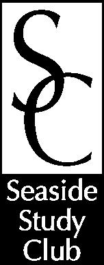 Seaside Study Club logo